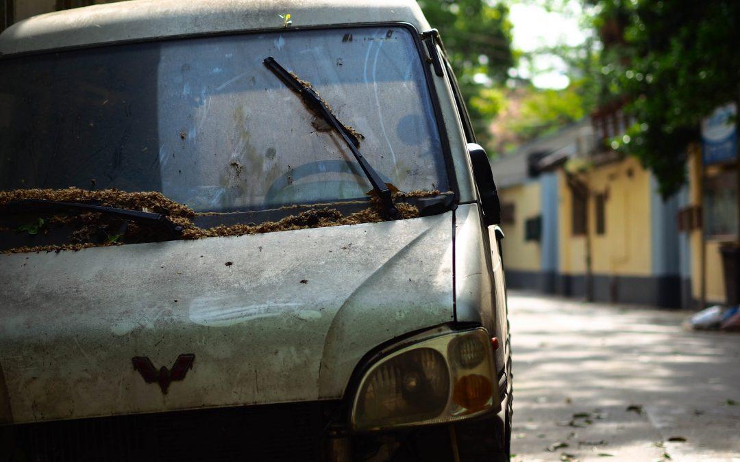 Bedrijfswagen verkopen? Lees verder